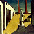 Chirico: Enigma, 1914 by Granger