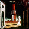 Chirico: Grand Tour, 1914 by Granger