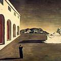 Chirico: Melancolie, 1913 by Granger