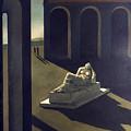 Chirico: Melancolie, 1914 by Granger