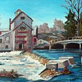 Chishom's Mill by Saga Sabin