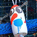 Chistmas Buoy Decoration 657 by Mike Martin