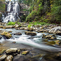 Chittenango Falls  by Karen Jorstad