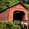 Chitwood Covered Bridge by Becky Thompson