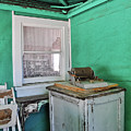 Chloride Ghost Town Green by Kyle Hanson