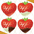 Chocolate - 7  Strawberry by Prar Kulasekara