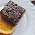 Chocolate And Orange by Marija Djedovic