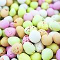 Chocolate Eggs by Simon Bradfield