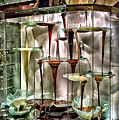 Chocolate Fountain In Bellagio by Walt Foegelle