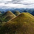 Chocolate Hills by Joerg Lingnau