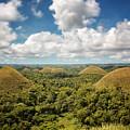 Chocolate Hills by Marlon Malabuyoc