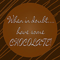 Chocolate by Methune Hively