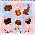 Chocolate Sweet Treats by Shari Warren