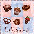 Chocolate Tasty Snacks by Shari Warren