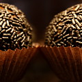 Chocolate Truffles by Delia Ceruti