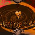 Chocolate Valentine by Nick Eagles