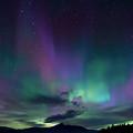 Chocorua Aurora by Scott Thorp
