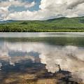 Chocorua Lake Reflections by Debbie Gracy