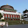 Chongqing Opera by Roberta Bragan