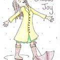 Choose Joy Woman by Emily Page