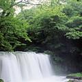 Chosi Otaki Falls by Rita Ariyoshi - Printscapes