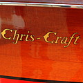 Chris Craft Logo by Michelle Calkins