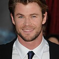 Chris Hemsworth At Arrivals For Thor by Everett