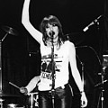 Chrissie Hynde 1980 San Francisco by Joyce Weir
