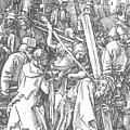 Christ Bearing The Cross 1509 by Durer Albrecht
