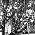 Christ Before Herod 1509 by Durer Albrecht