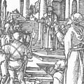 Christ Before Pilate 1511 by Durer Albrecht