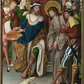 Christ Before Pilate by PixBreak Art