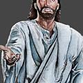 Christ by Bill Richards