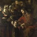 Christ Blessing The Children by PixBreak Art