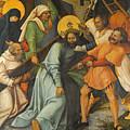 Christ Carrying The Cross by Hans Leonhard Schaufelein