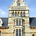 Christ Church College Oxford Architecture by Terri Waters