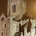 Christ Church Dublin Ireland by Henri Irizarri