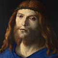 Christ Crowned With Thorns by PixBreak Art
