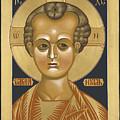 Christ Emmanuel 004 by William Hart McNichols