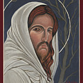 Christ Enters Gethsemane by Lynne Beard