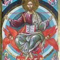 Christ by Evangelos Mavronas