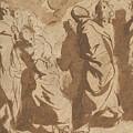 Christ Healing The Paralytic by Jacob Jordaens