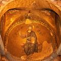 Christ Mosaic by Bob Phillips