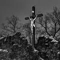 Christ On The Cross 002 by Jeff Stallard