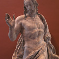 Christ Statue. The Louvre by Tom Tripp