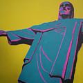Christ The Redeemer by Gary Hogben