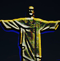 Christ The Redeemer - Rio by Ericamaxine Price