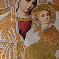 Christianity - Mary And Jesus by Munir Alawi