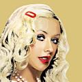 Christina Aguilera by Dominic Piperata