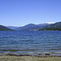 Christina Lake Public Beach Grand Forks Bc by Barbara St Jean
